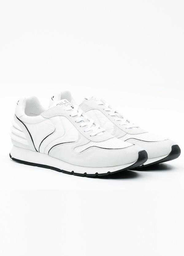 Bambas moda hombre modelo LIAM POWER color blanco. - Ítem3