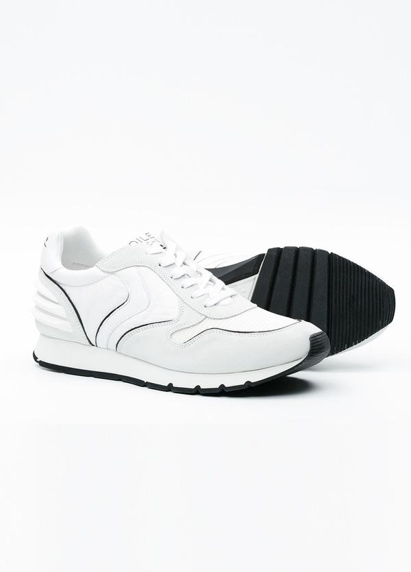 Bambas moda hombre modelo LIAM POWER color blanco. - Ítem1