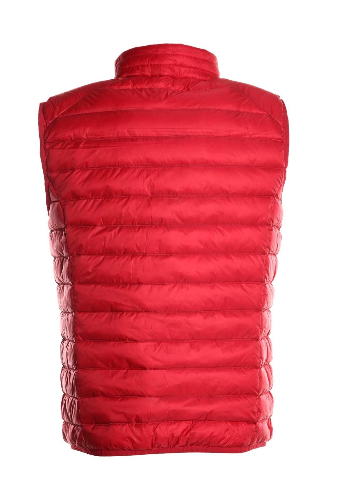 Chaleco ligero modelo TOM color rojo. - Ítem1