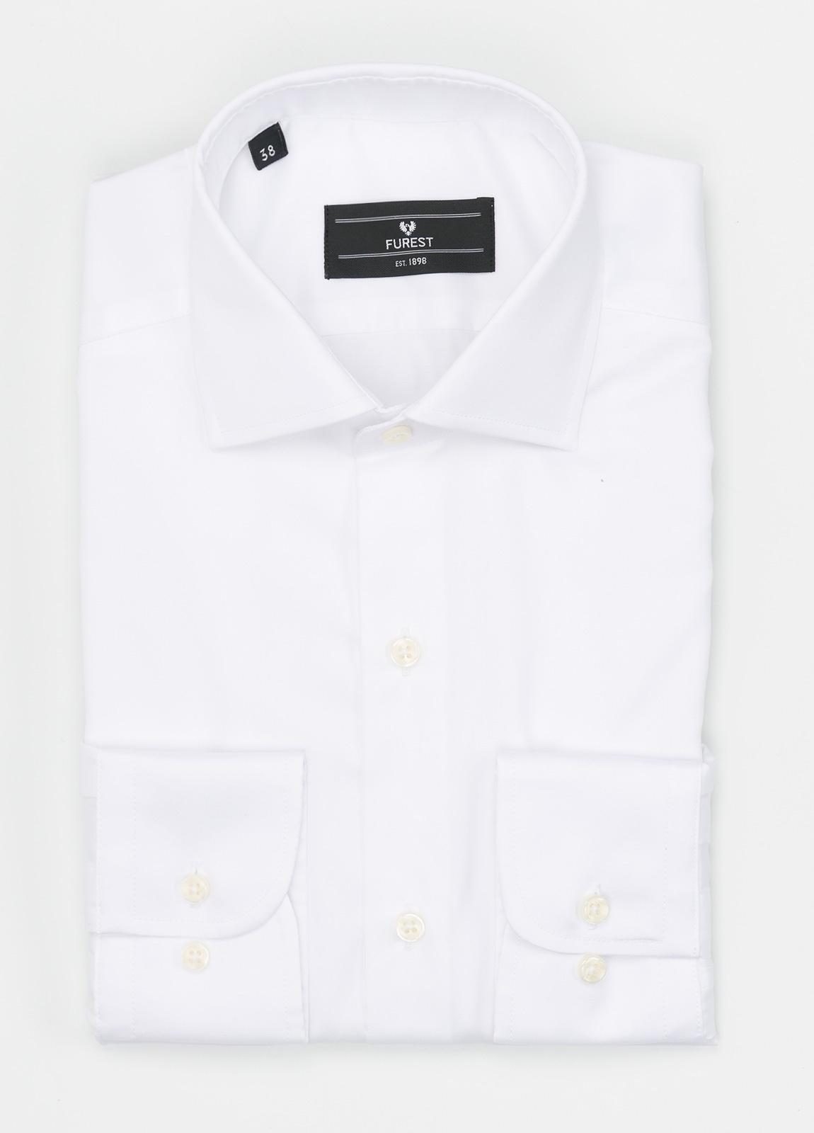 Camisa Formal Wear REGULAR FIT cuello italiano modelo TAILORED NAPOLI a476cc42db775