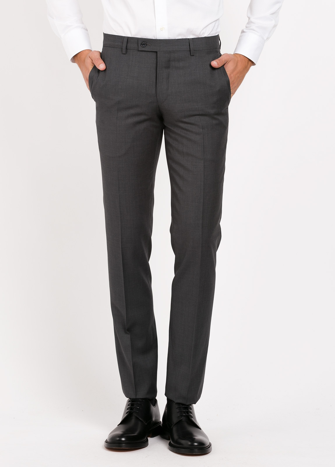 Pantalón vestir Slim Fit a2ccf3615085