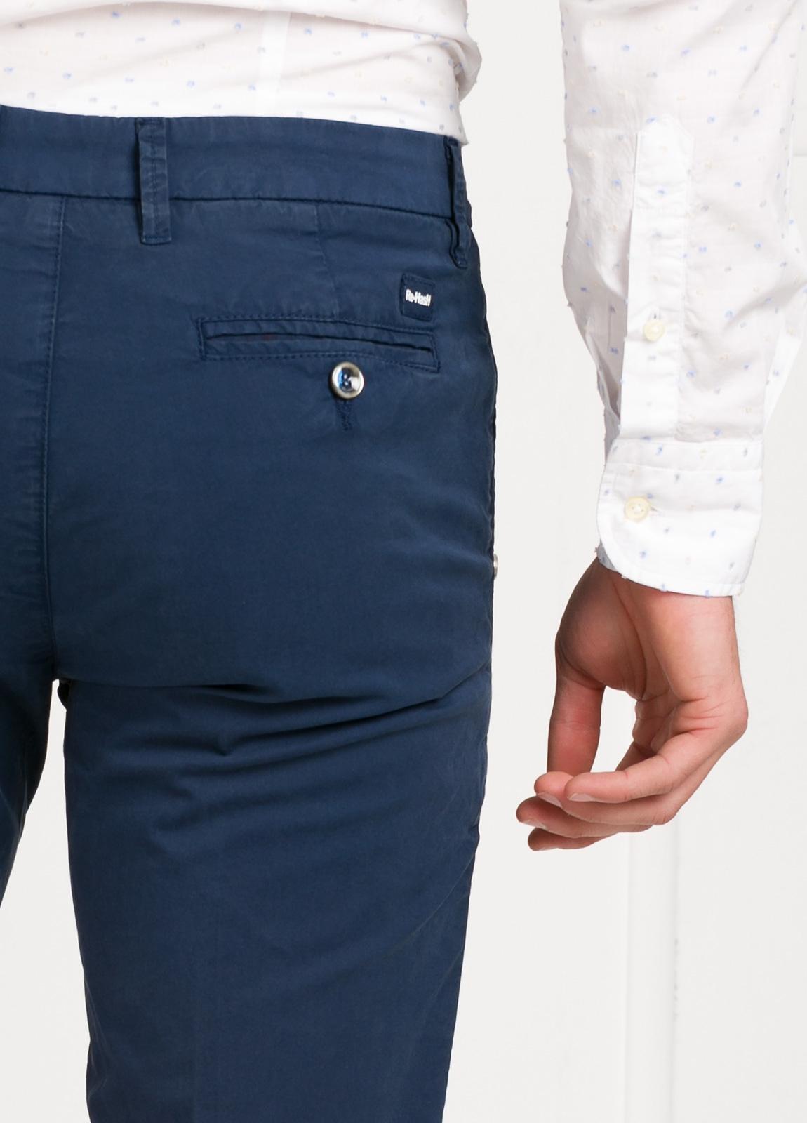 Pantalón sport modelo MUCHA P249 color azul. Algodón y elastáno. - Ítem2