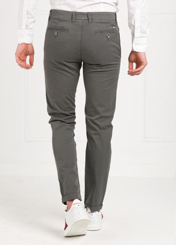 Pantalón sport modelo MUCHA P 249 color gris. Algodón y elastáno. - Ítem3