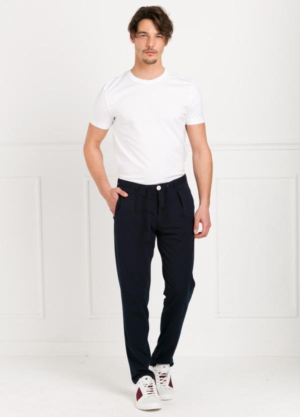 Camiseta básica FUREST COLECCIÓN blanco