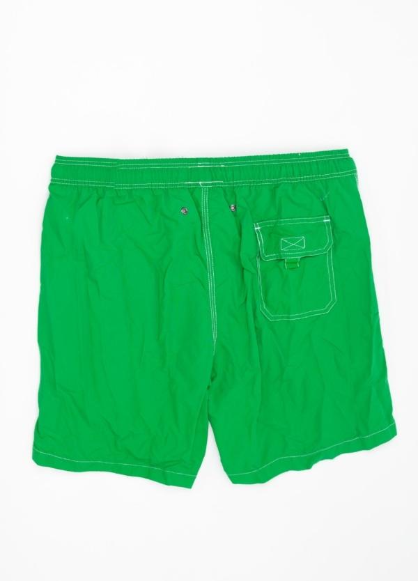Bañador liso color verde. - Ítem1