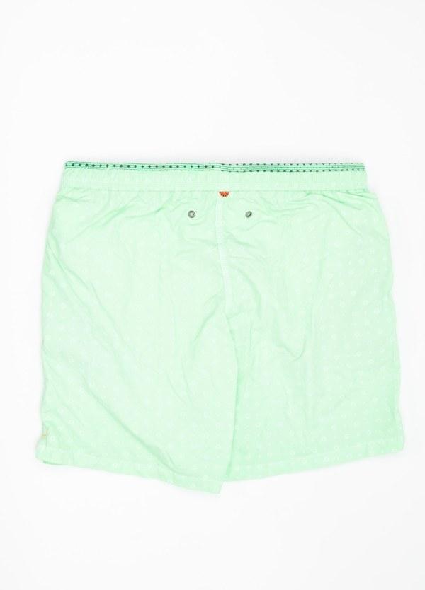 Bañador estampado color verde. - Ítem1