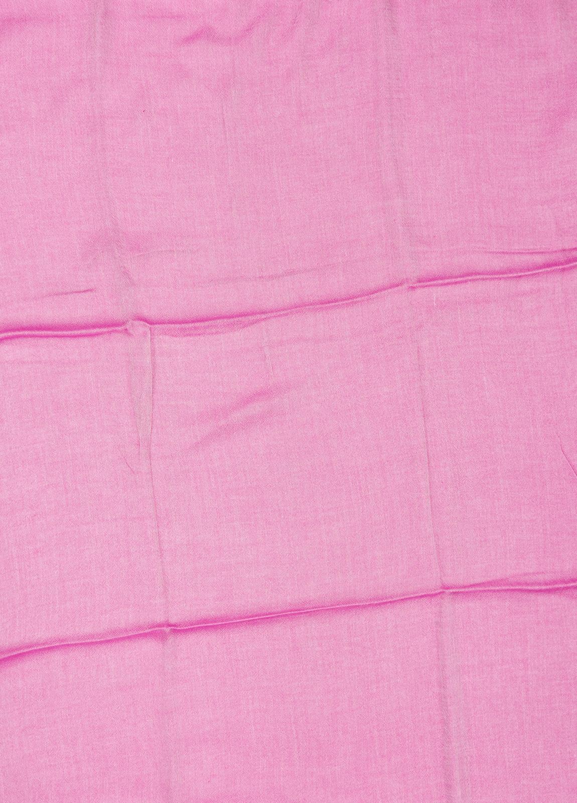 Foulard liso color rosa modelo GIGLIO 150 x 180 cm. 100% Modal - Ítem1