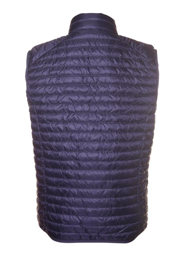 Chaleco ligero hombre modelo WOLF color azul marino con bolsa para transporte incluida. - Ítem1