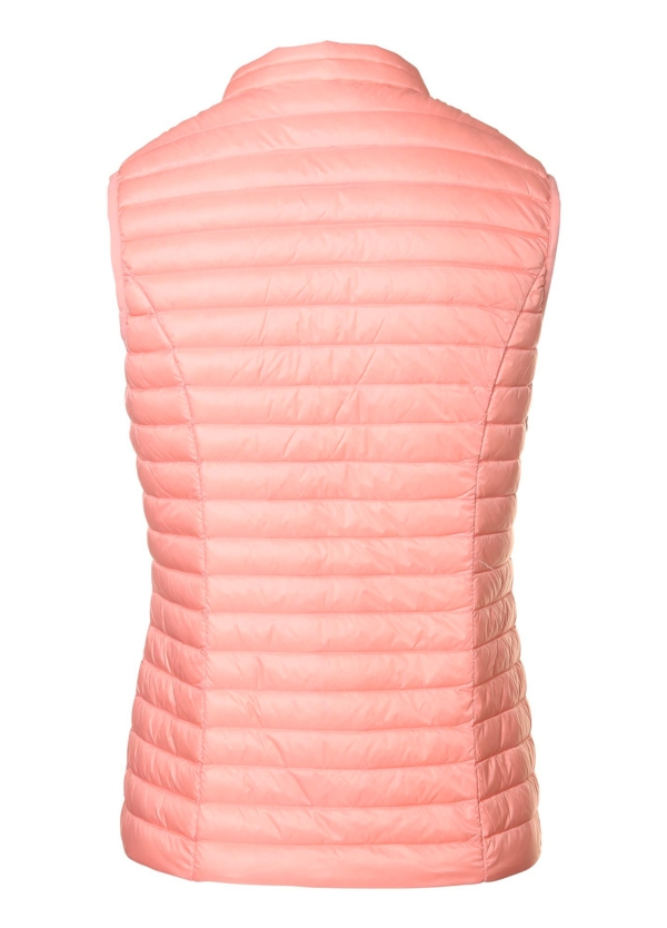 Chaleco ligero woman modelo AUDREY color rosa con bolsa para transporte incluida. - Ítem1