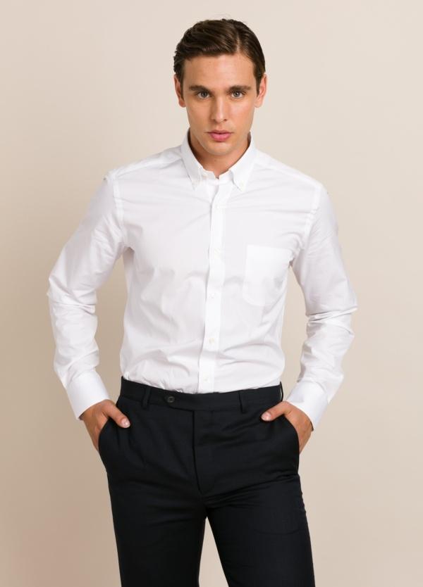 Camisa vestir FUREST COLECCIÓN REGULAR FIT color blanco