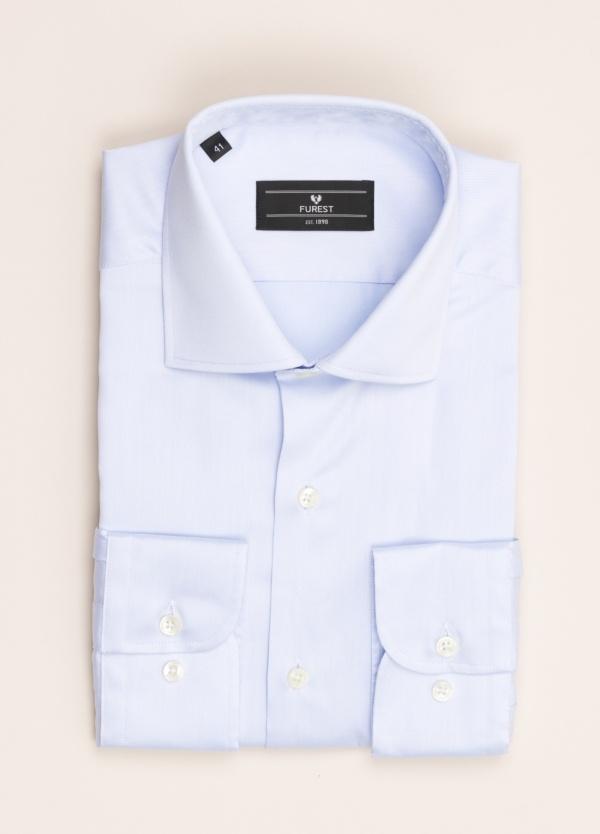 Camisa vestir FUREST COLECCIÓN REGULAR FIT celeste
