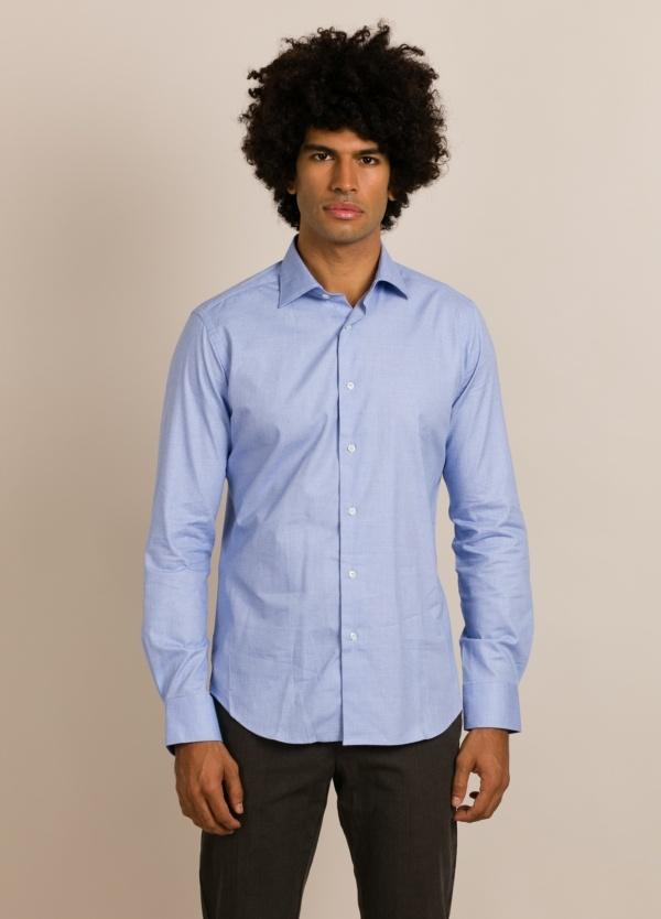Camisa sport ROBERT FRIEDMAN celeste