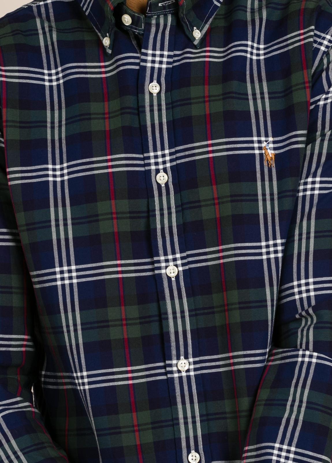 Camisa POLO RALPH LAUREN cuadros marino - Ítem2