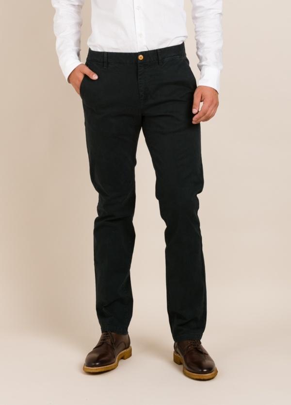 Pantalón chino FUREST COLECCIÓN regular fit azul marino