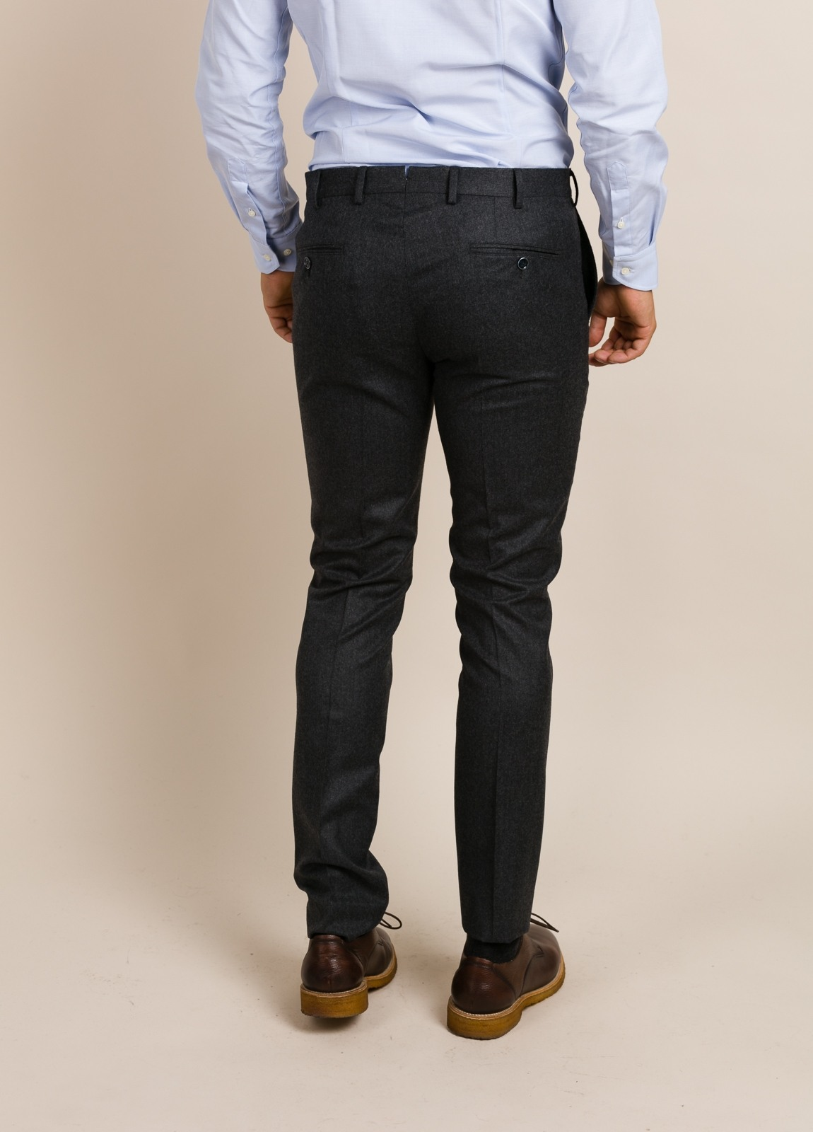 Pantalón de vestir Furest Colección color gris - Ítem1
