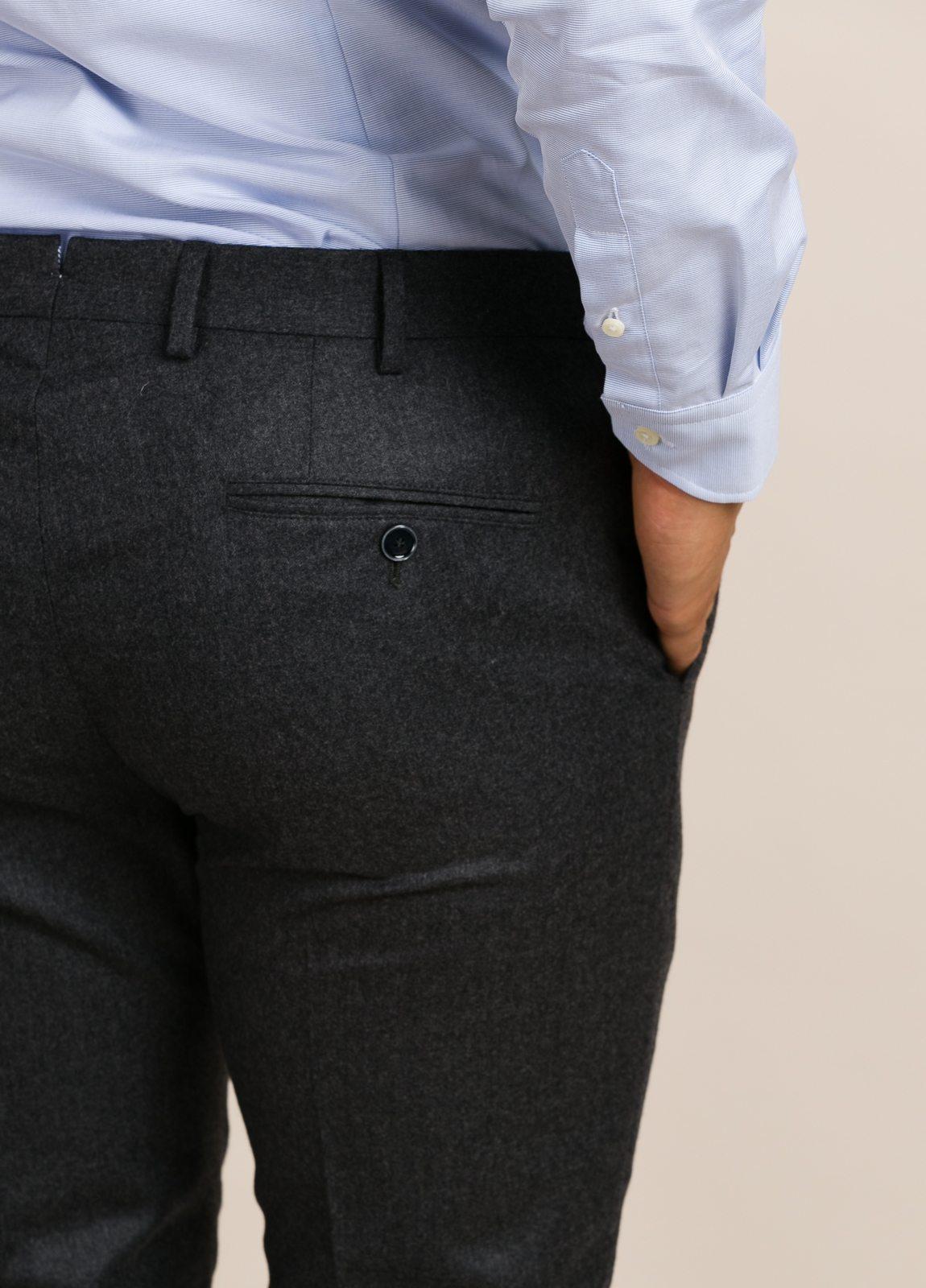 Pantalón de vestir Furest Colección color gris - Ítem2