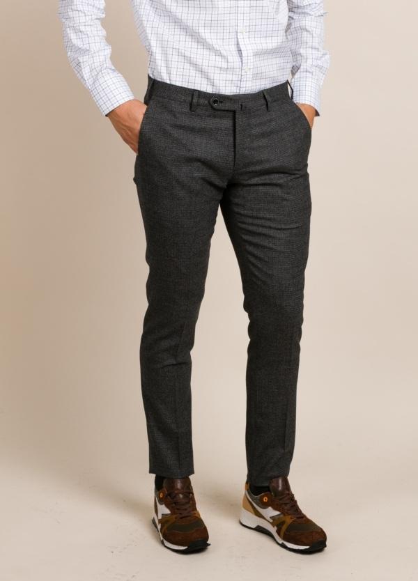 Pantalón FUREST COLECCIÓN regular fit gris