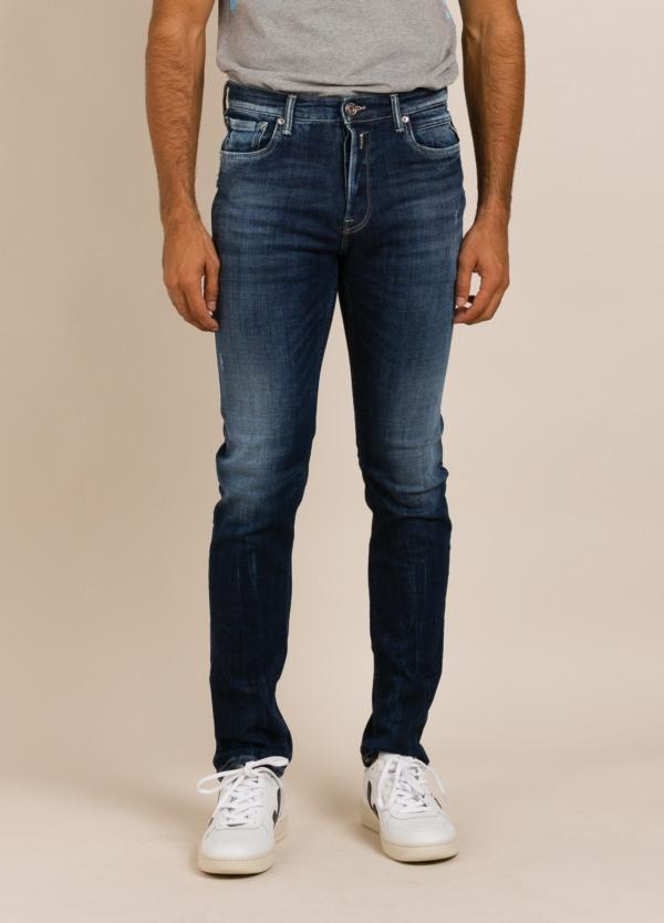 Pantalón tejano REPLAY azul