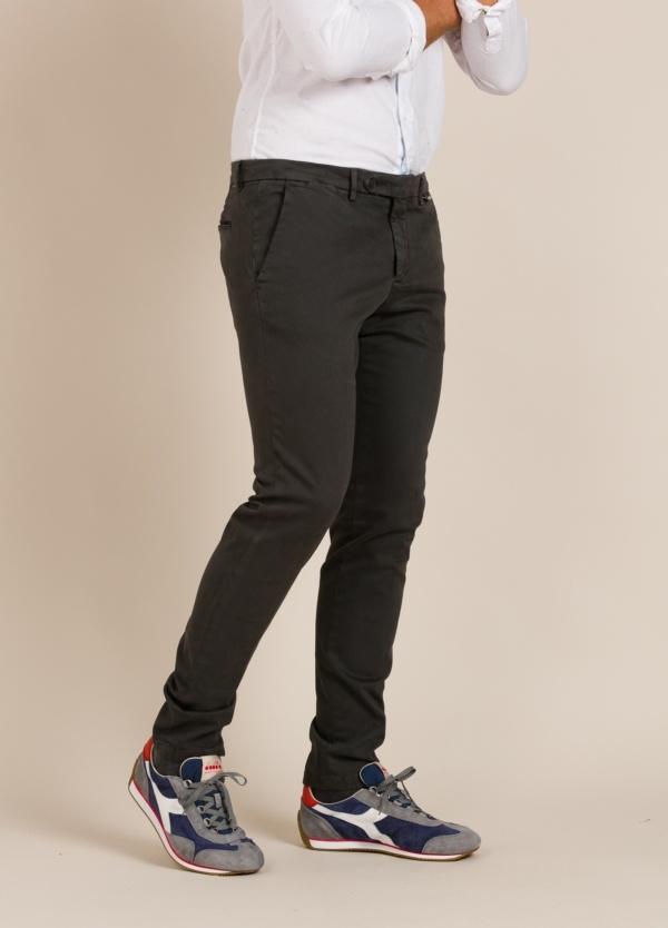 Pantalón chino PAOLONI gris