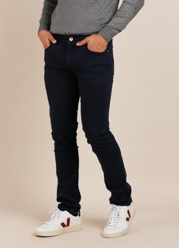 Pantalón RE-HASH azul marino