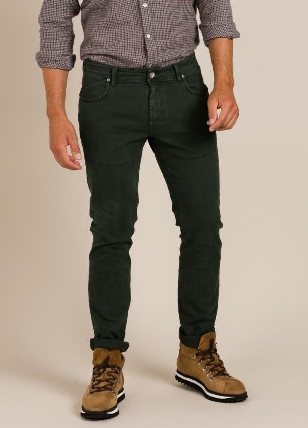 Pantalón RE-HASH verde.