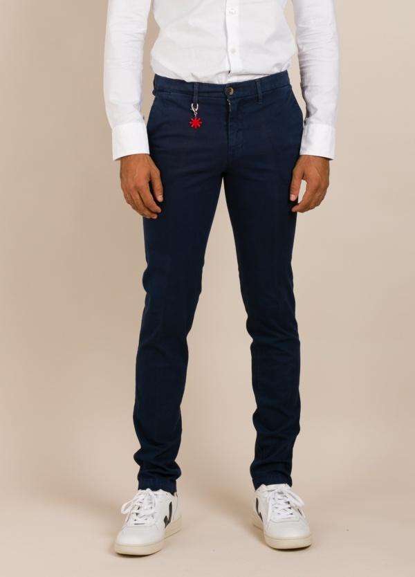 Pantalón MANUEL RITZ azul marino