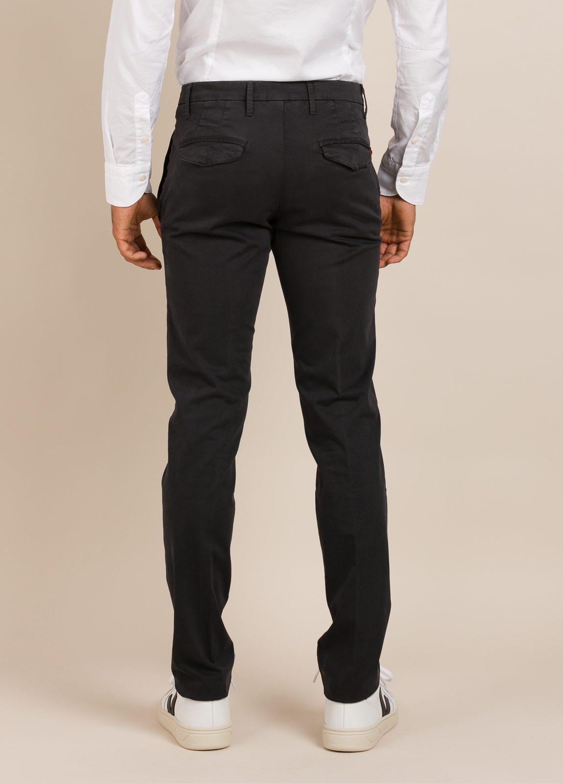Pantalón MANUEL RITZ gris oscuro - Ítem1