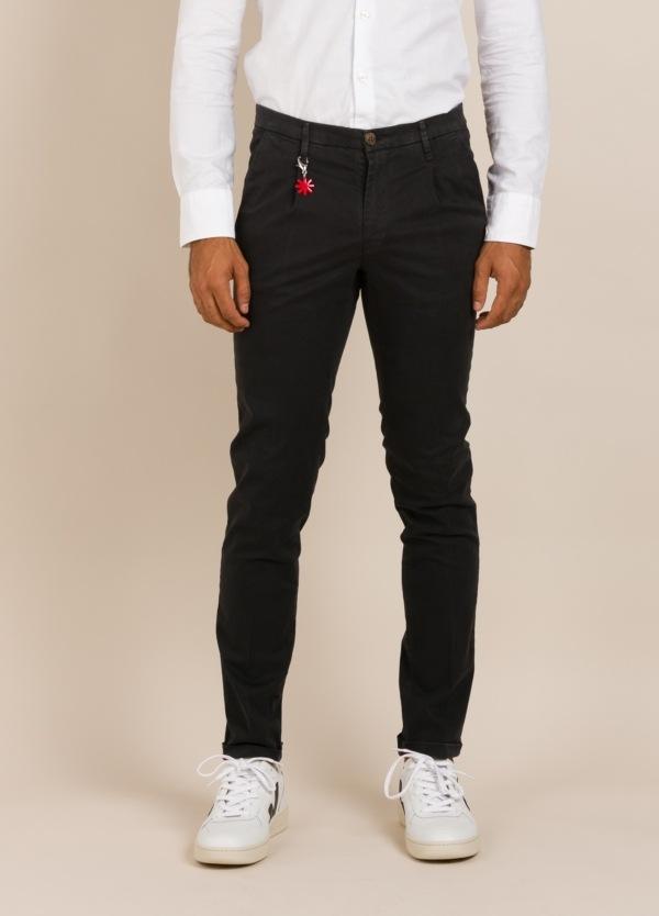 Pantalón MANUEL RITZ gris oscuro