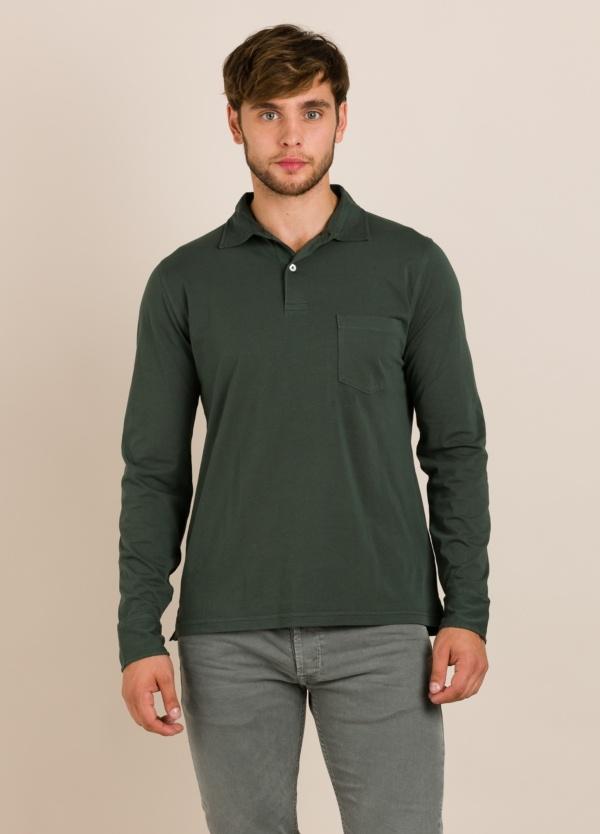 Polo HARTFORD verde.