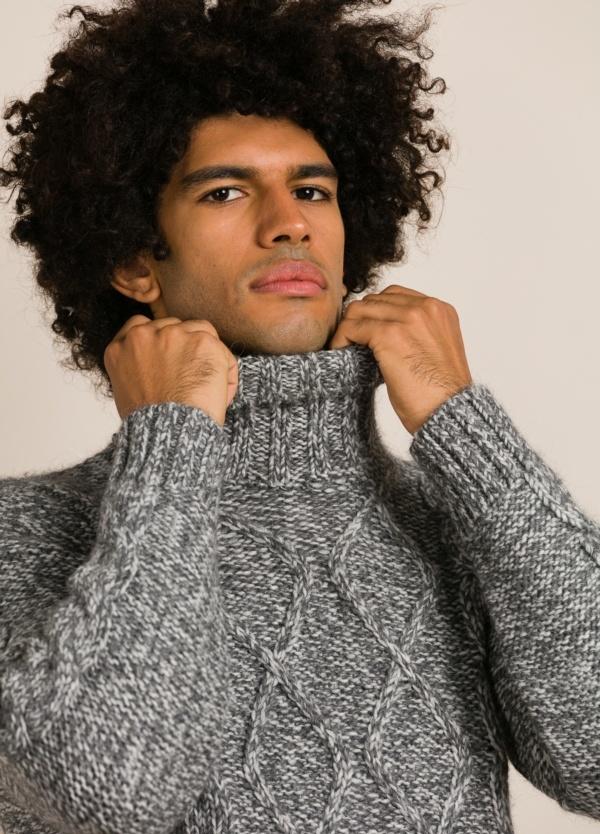 Jersey WOOL & CO gris