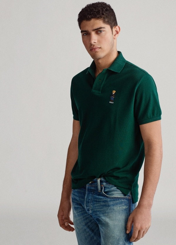 Polo POLO RALPH LAUREN color verde