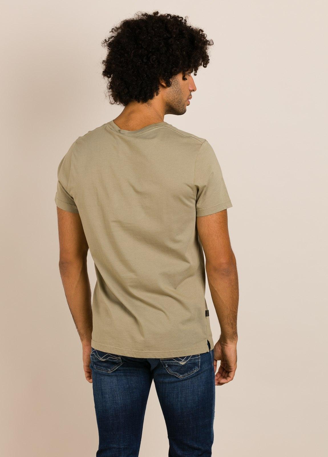 Camiseta NORTON kaki con estampado gráfico - Ítem1