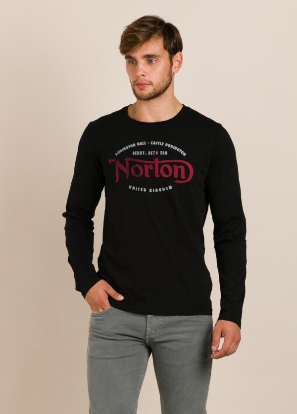 Camiseta NORTON negra