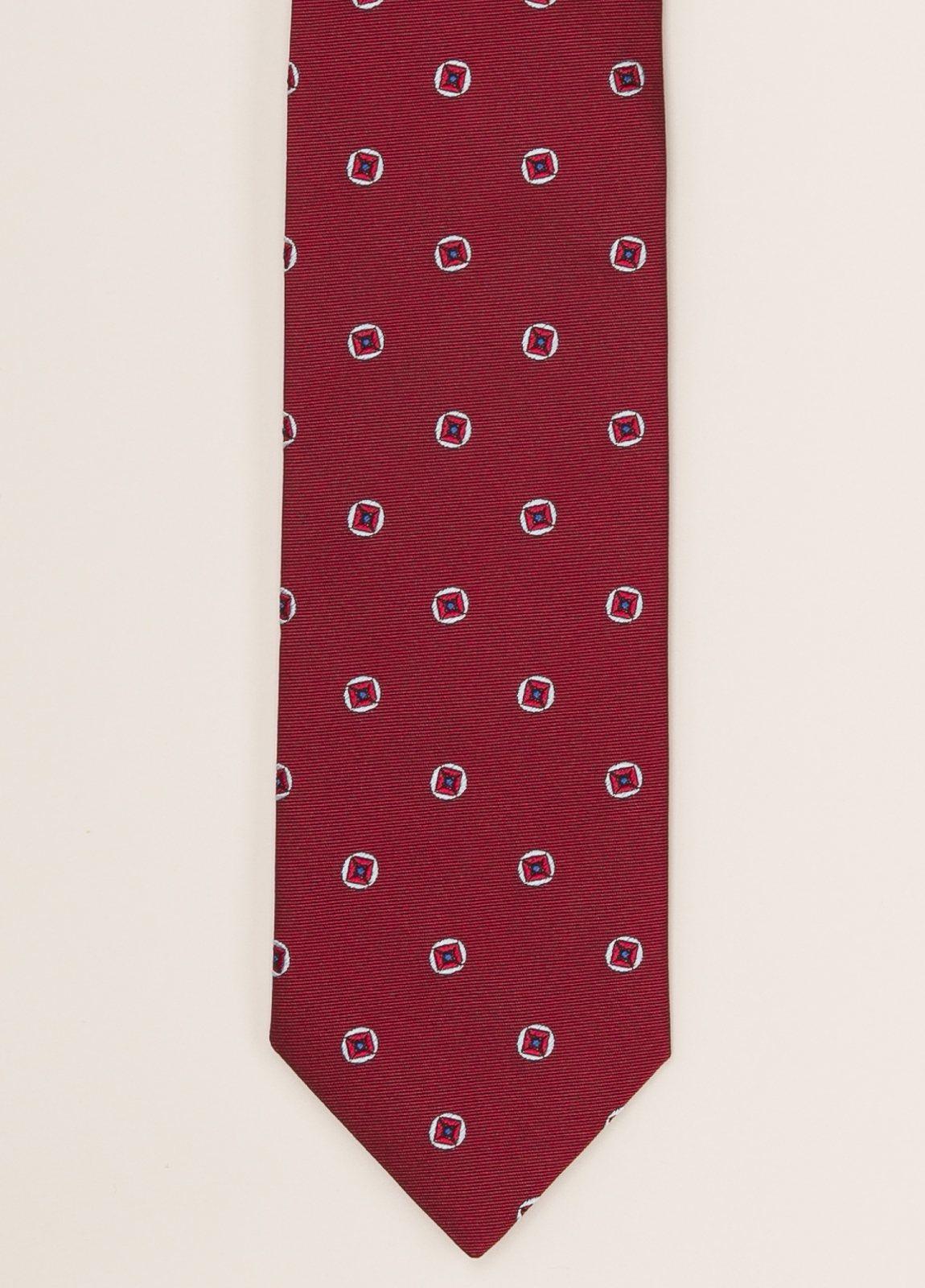 Corbata FUREST COLECCIÓN rojo