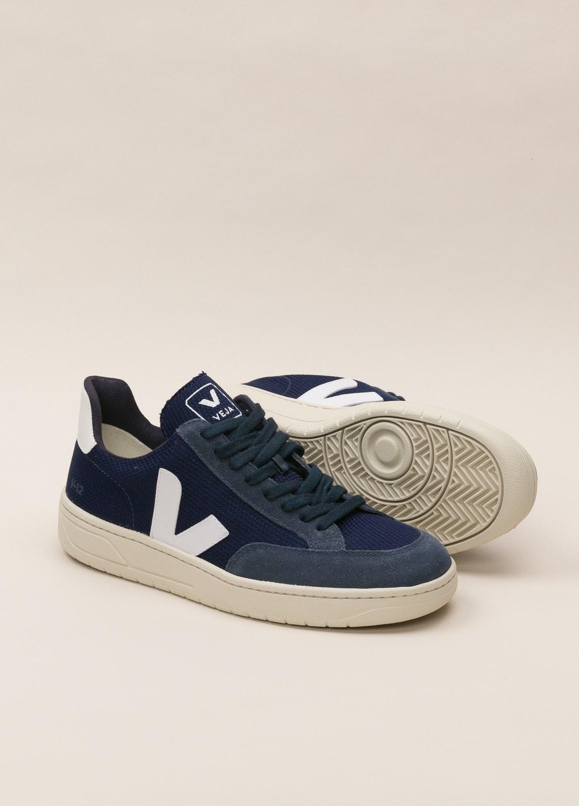 Zapatillas casual VEJA azul - Ítem3