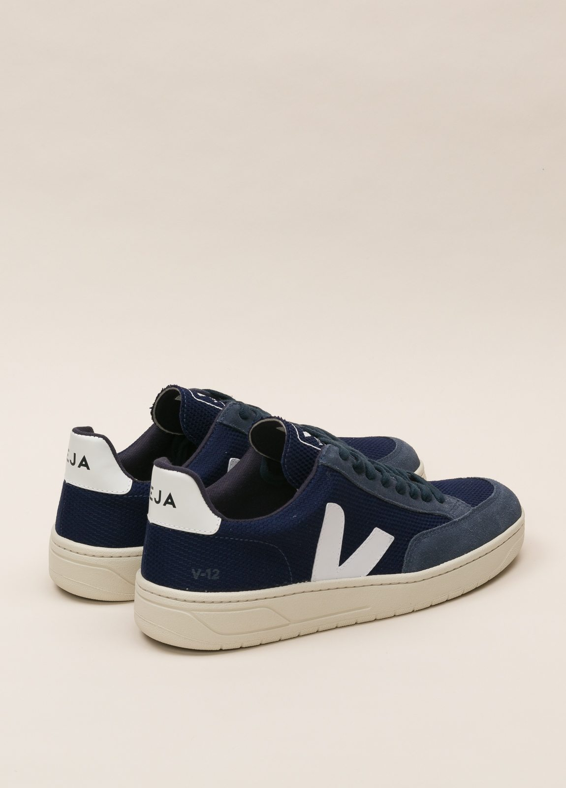 Zapatillas casual VEJA azul - Ítem4
