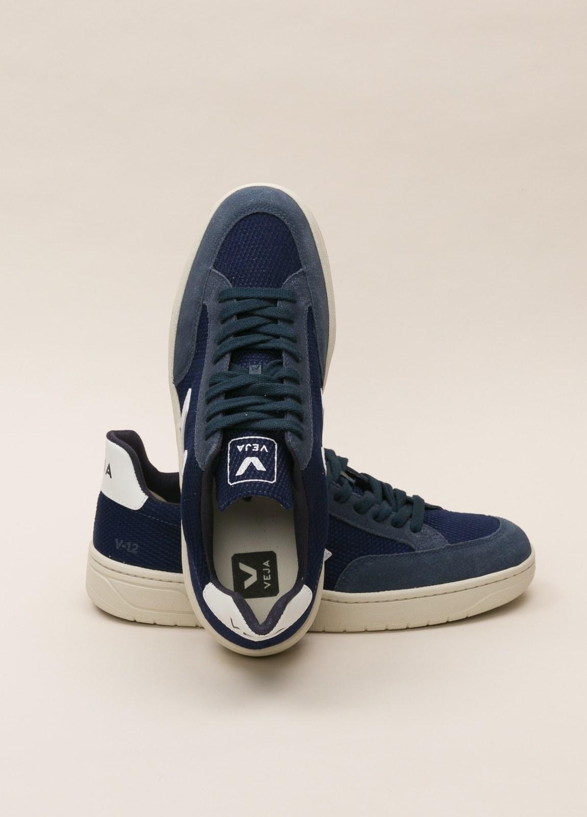 Zapatillas casual VEJA azul - Ítem1