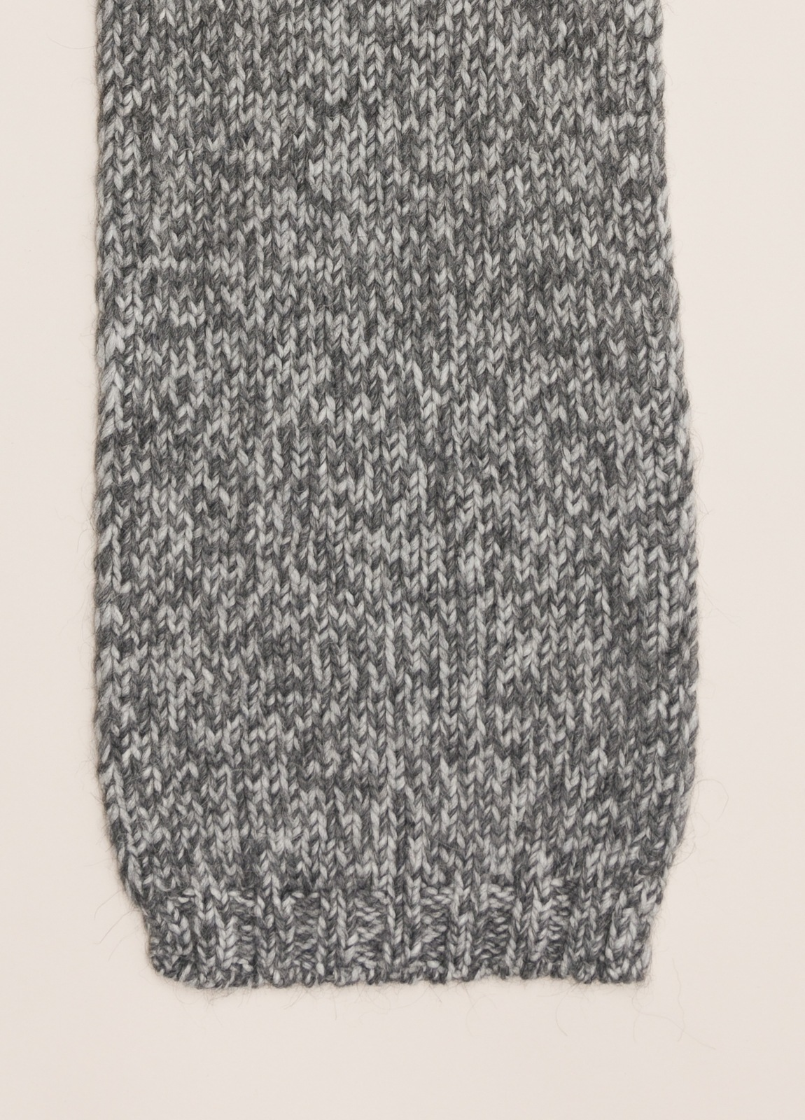 Bufanda WOOL & CO gris - Ítem1