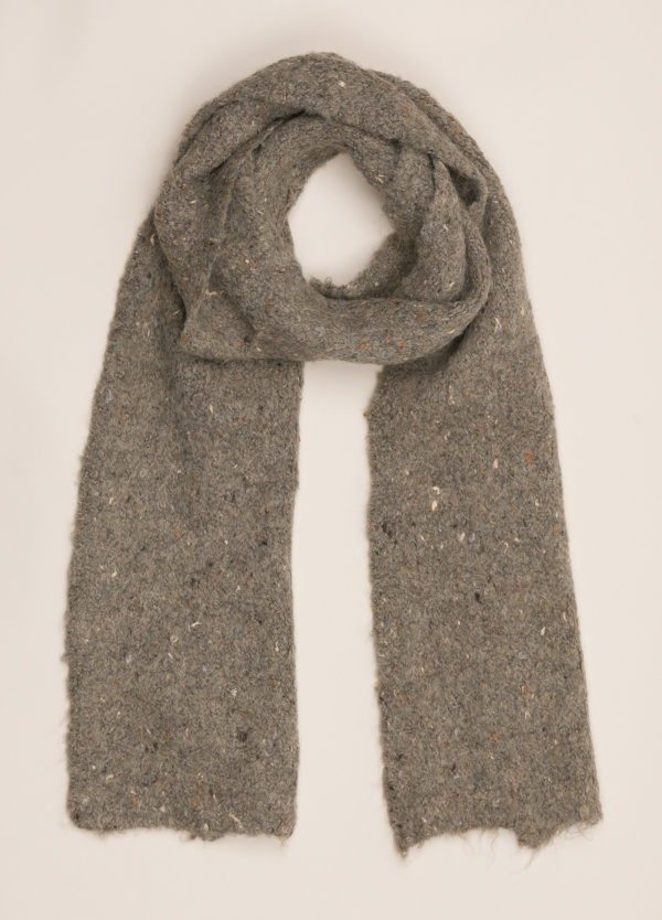 Bufanda WOOL & CO tostado
