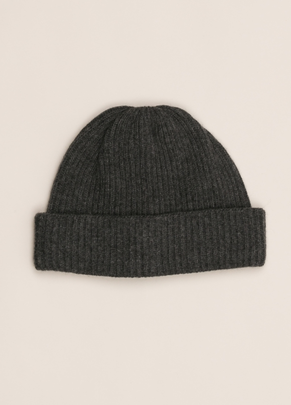 Gorro WOOL & CO gris