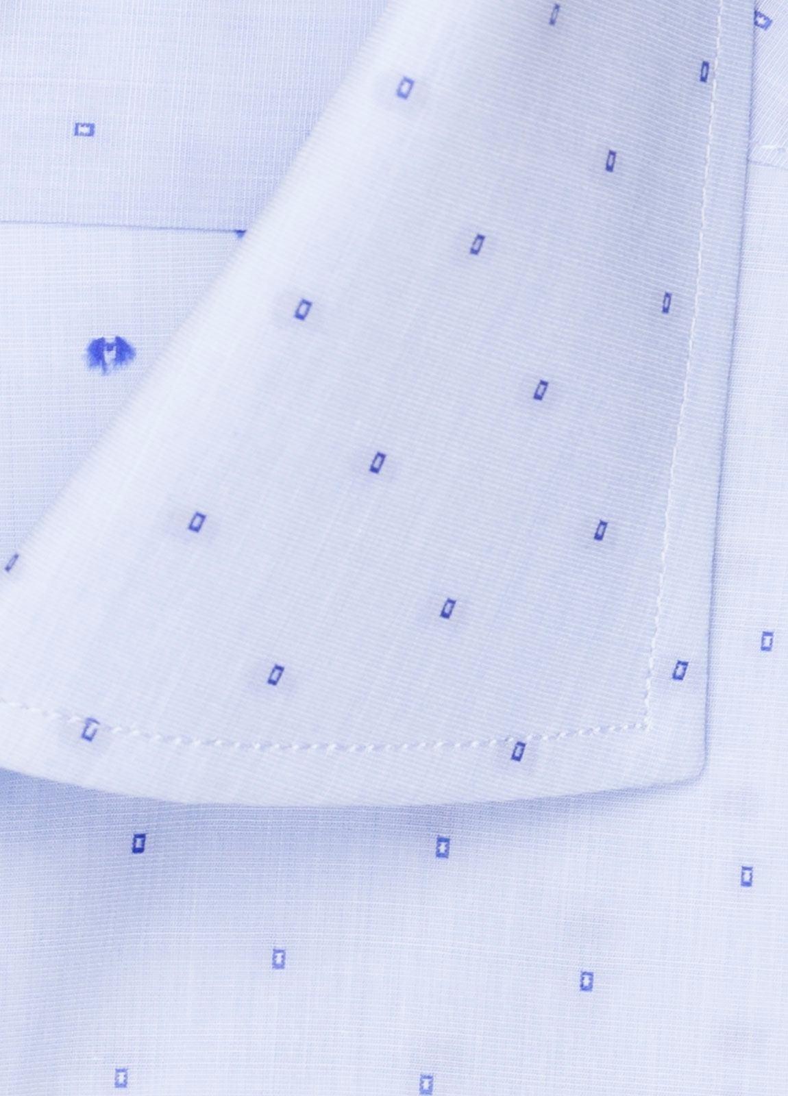 Camisa vestir FUREST COLECCIÓN REGULAR FIT fil coupé celeste - Ítem2