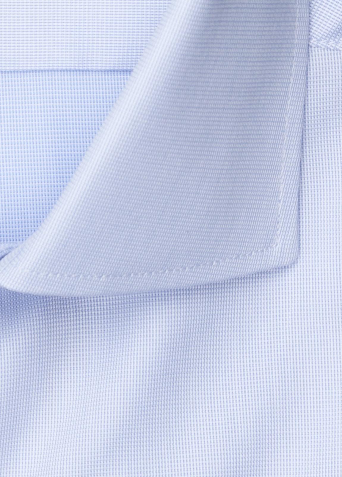 Camisa vestir FUREST COLECCIÓN Regular Fit Puño Doble celeste - Ítem2