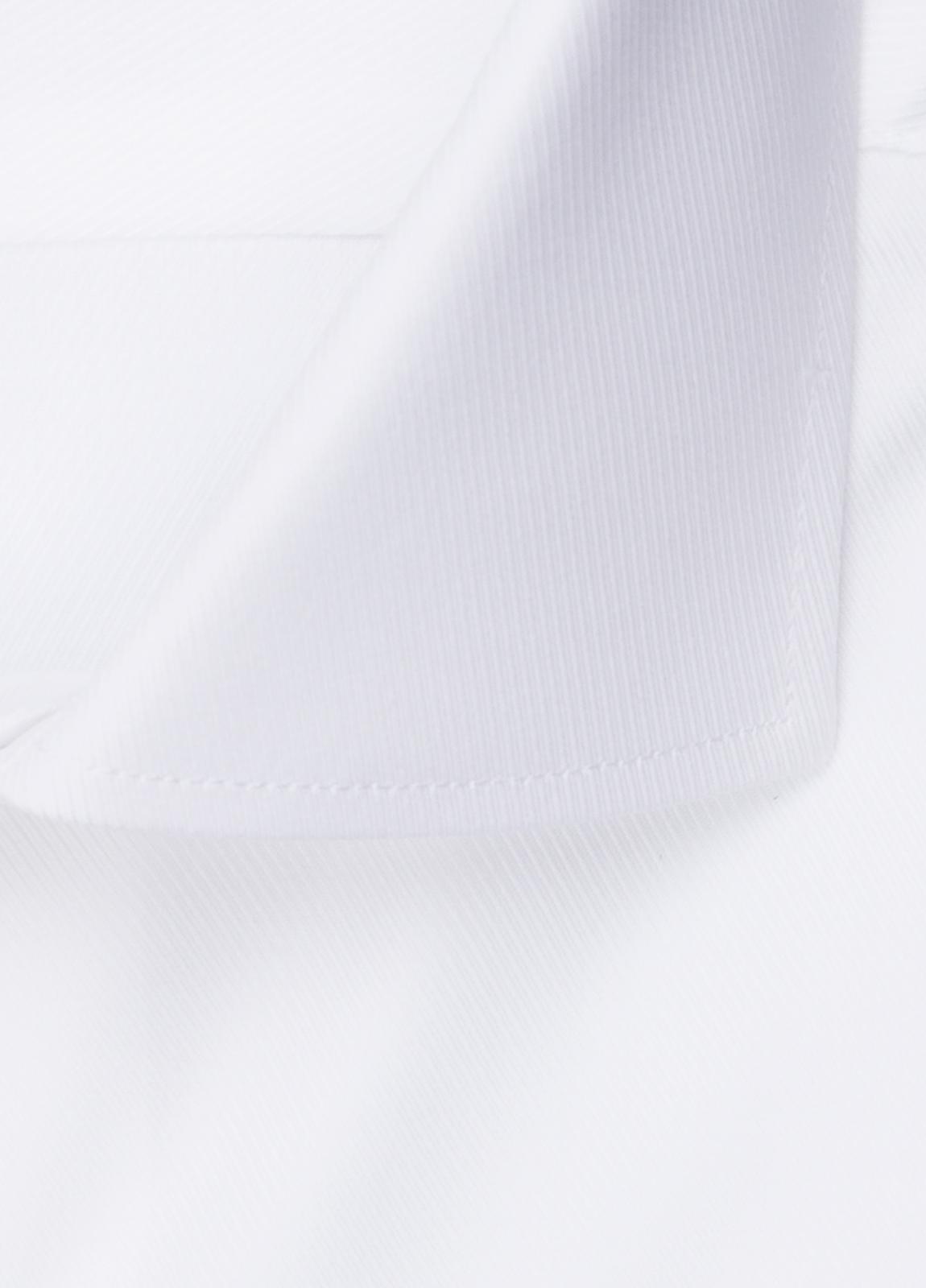 Camisa vestir FUREST COLECCIÓN Slim Fit Puño Doble otoman blanco - Ítem2