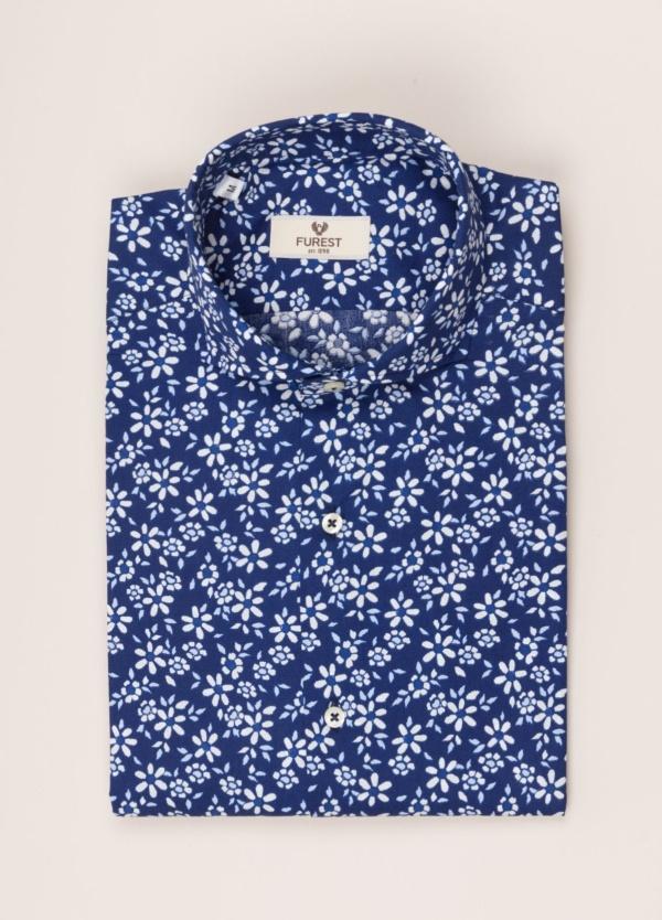 Camisa sport FUREST COLECCIÓN slim fit flores.