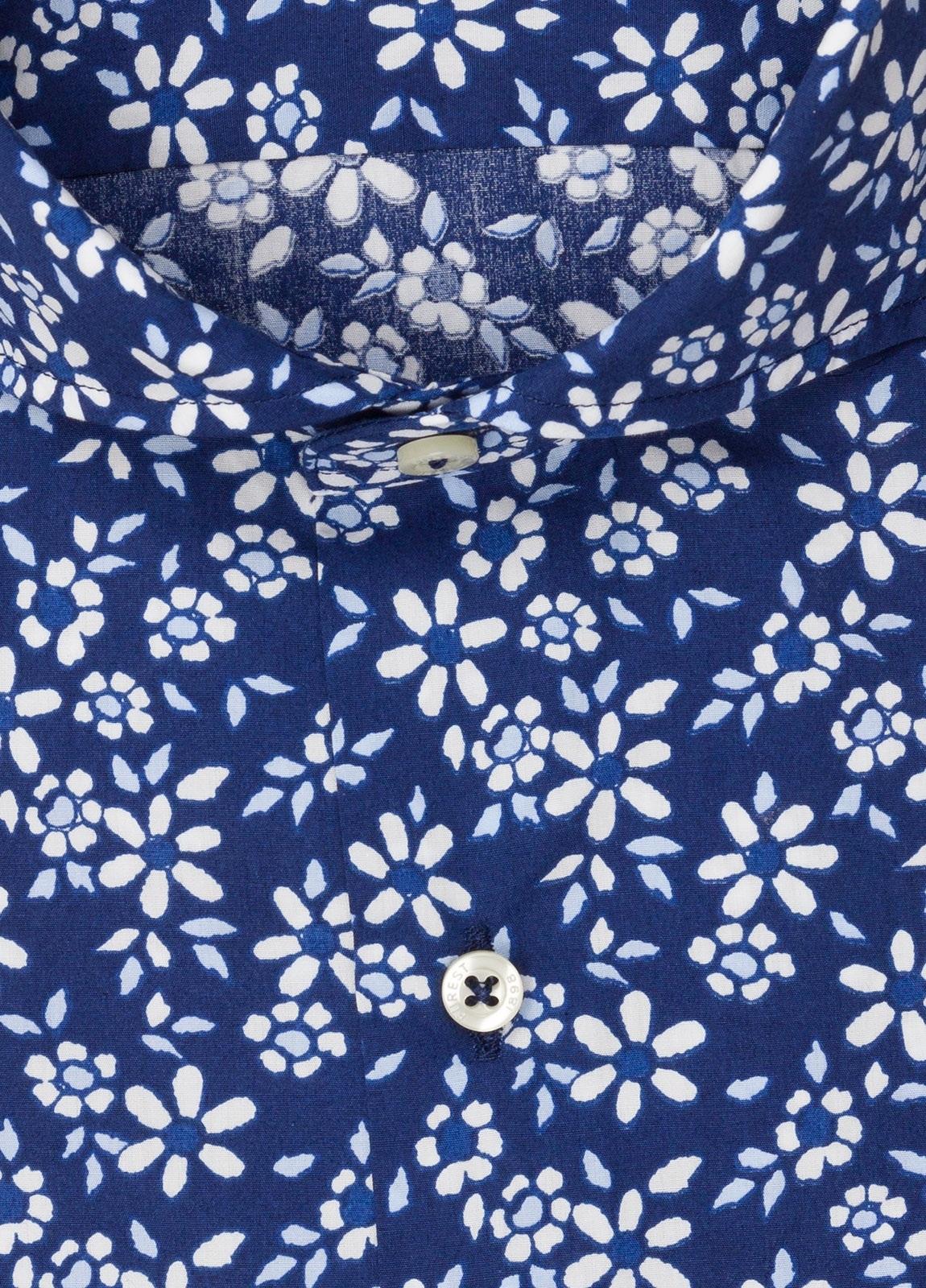 Camisa sport FUREST COLECCIÓN slim fit flores. - Ítem1