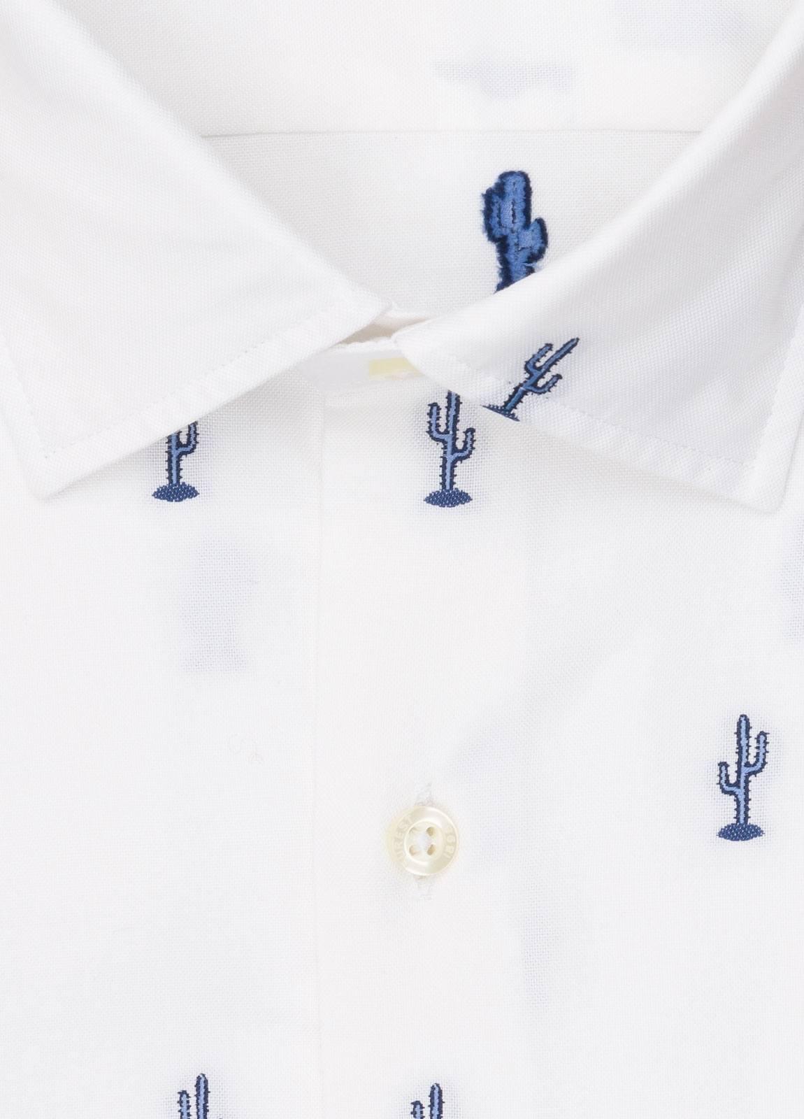Camisa sport FUREST COLECCIÓN SLIM FIT fil coupé captus - Ítem2