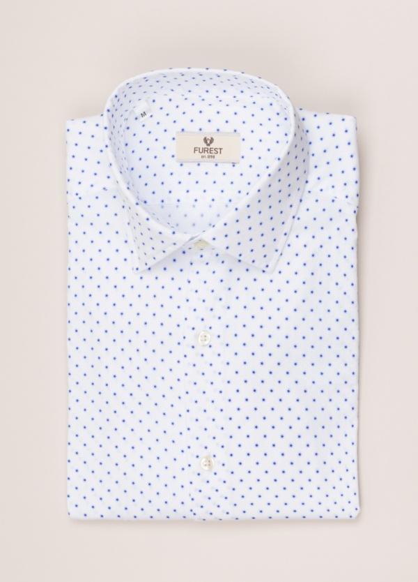 Camisa sport FUREST COLECCIÓN REGULAR FIT dibujo estrellas