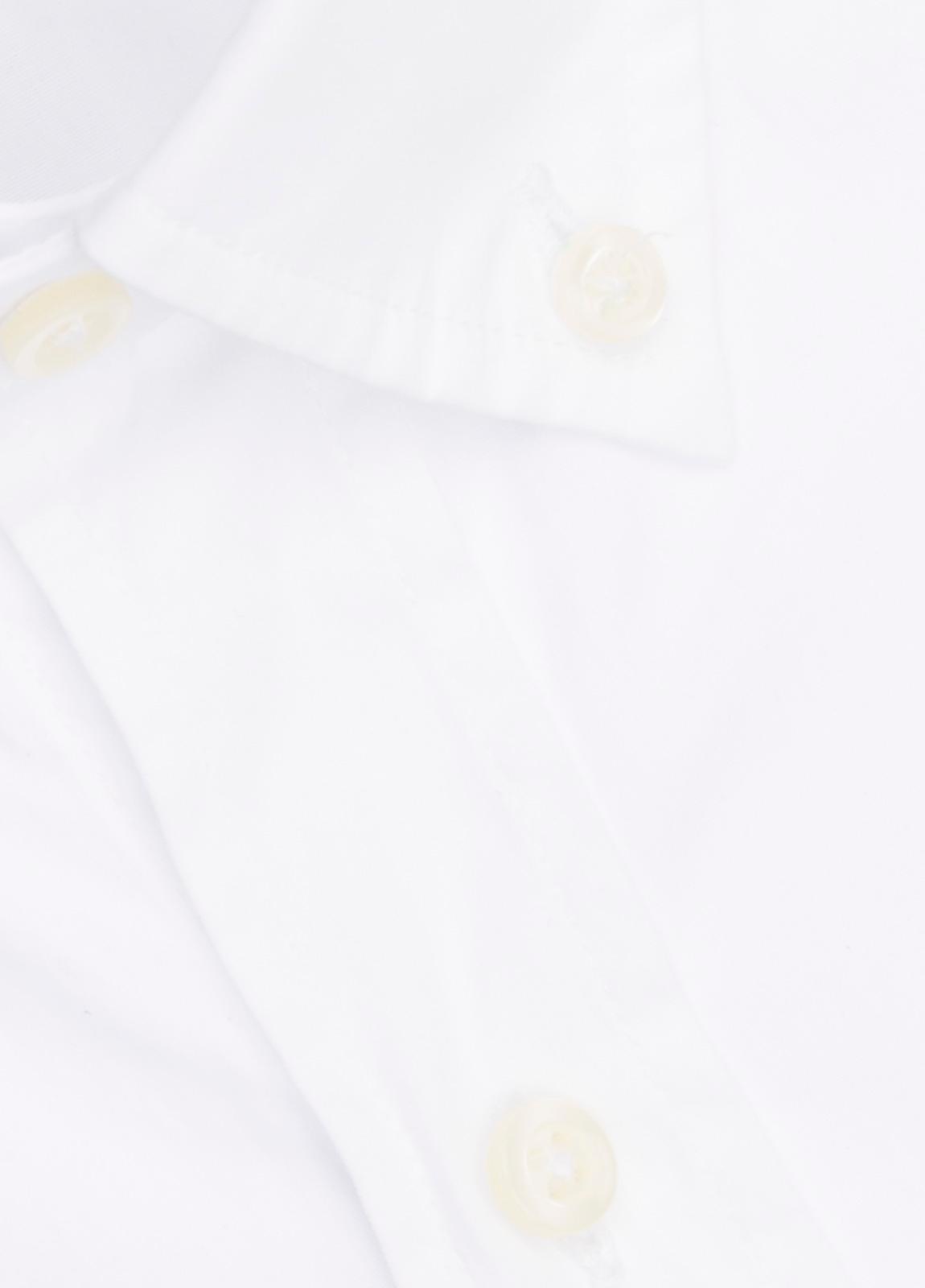 Camisa M/Corta sport FUREST COLECCIÓN Regular FIT algodón blanco - Ítem1