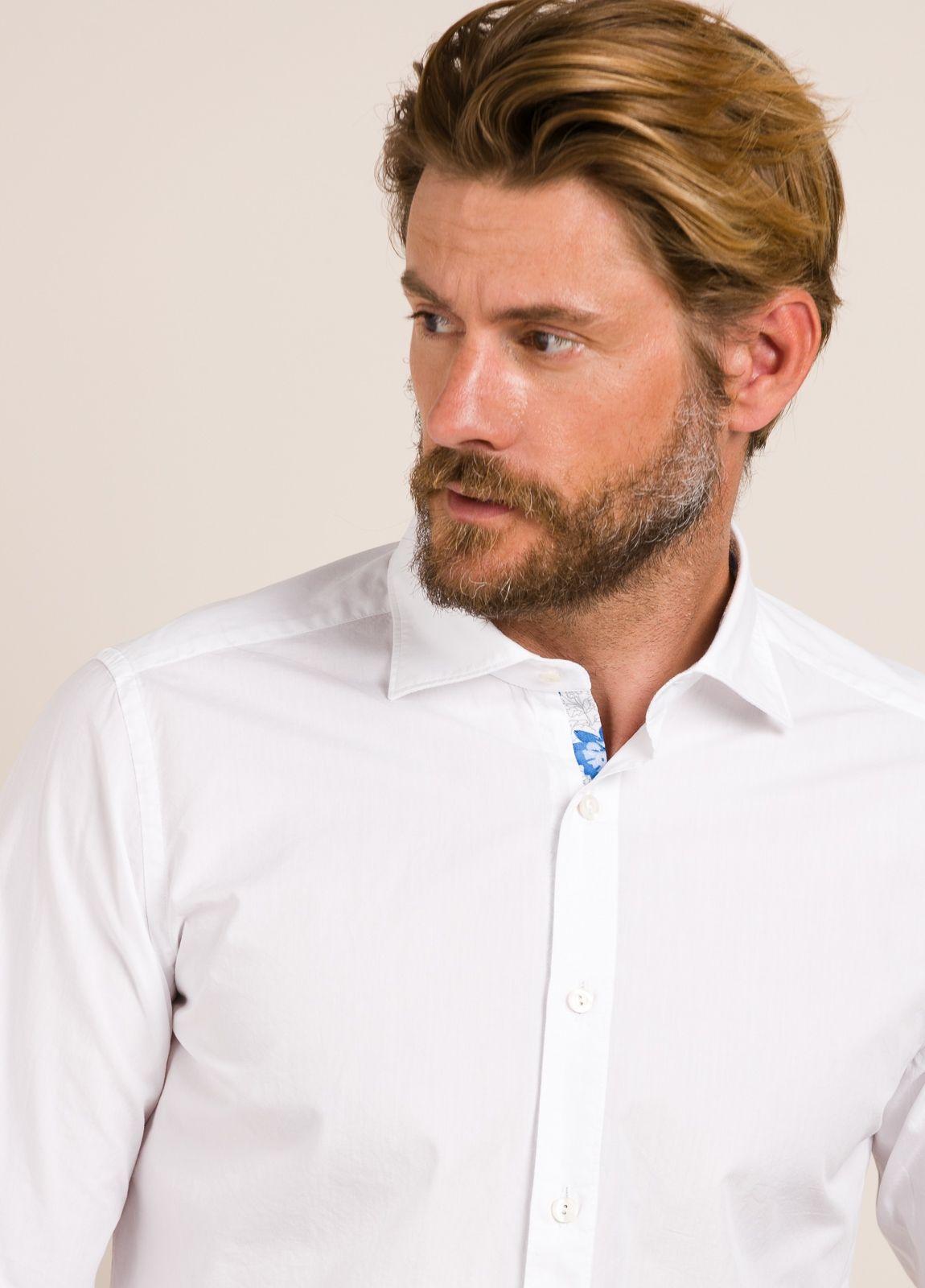 Camisa sport TINTORIA MATEI blanco - Ítem2