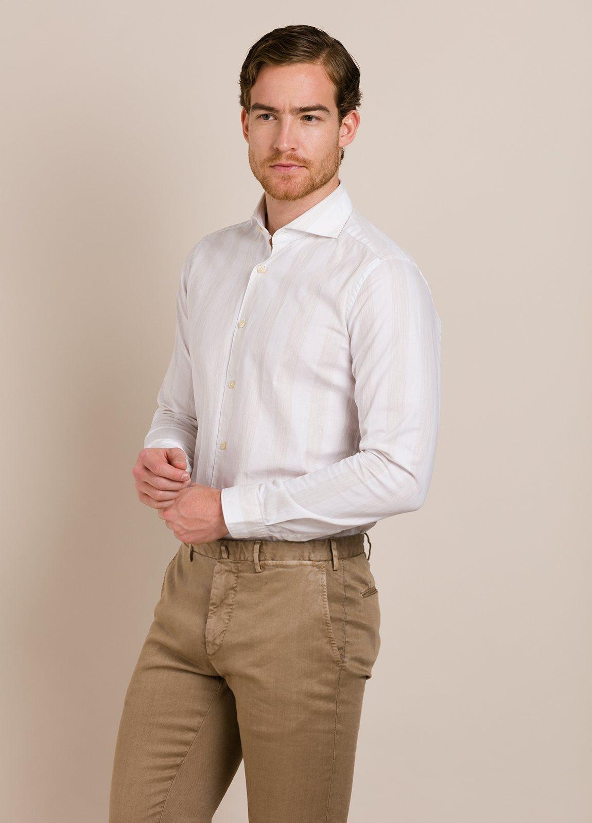 Camisa sport TINTORIA MATEI blanco - Ítem1